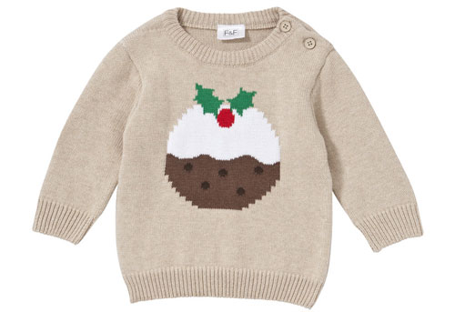 10 of the best: Christmas jumpers for small kids