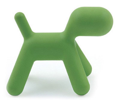 Pony Ride and Puppy Chair by Eero Aarnio discounted at Fab