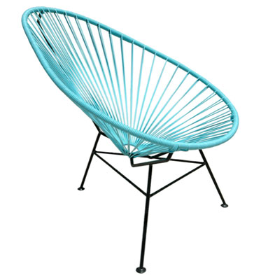 Mini Acapulco Children's armchair by OK Design pour Sentou Edition