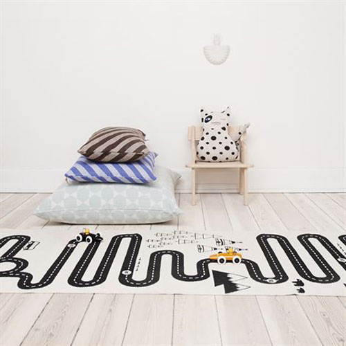 The Adventure Rug by OYOY