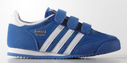 Adidas Dragon trainers for kids