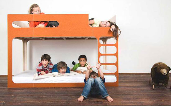 Perludi Amber In The Sky bunk beds