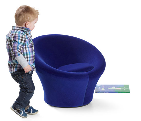Junior Mushroom Chair from Artifort