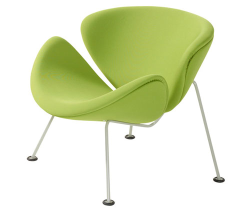 Artifort Junior Orange Slice Chair