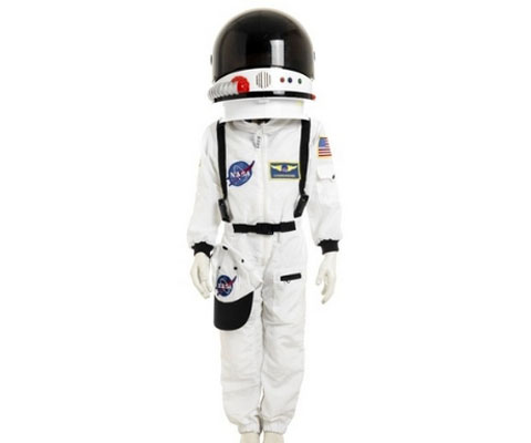 Junior Astronaut Suit from the Science Museum