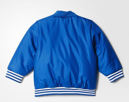 Adidas basketball jacket for infants