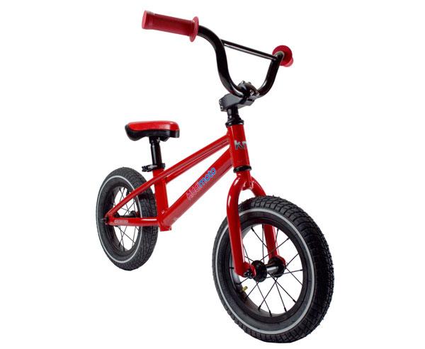 BMX balance bikes for kids by Kiddimoto