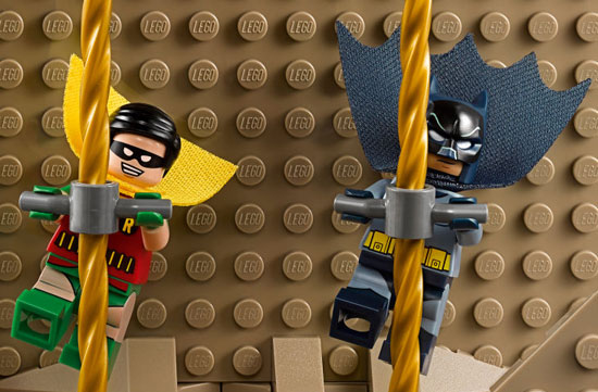 1960s Batman TV show launching as a new Lego set for its 50th anniversary
