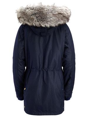 Barbour Parker coat