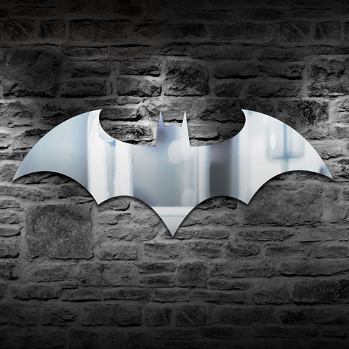 Batman Mirror at The Fowndry