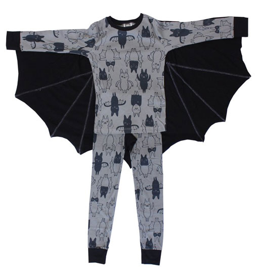 Halloween-tastic: Bat pyjamas at The Bright Company