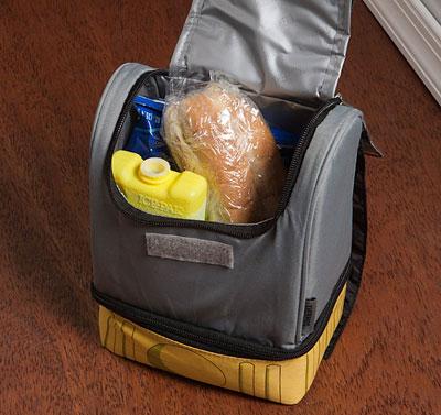 Batman Lunch Bag with Cape