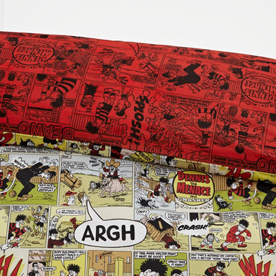 The Beano duvet cover set