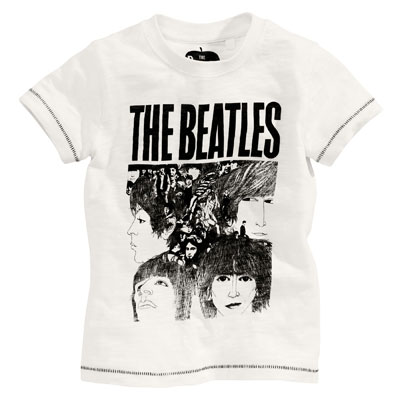 The Beatles Revolver t-shirt at Next Kids