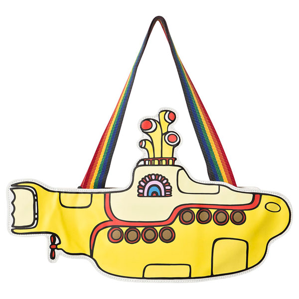 Stella McCartney's Yellow Submarine fashion range for kids