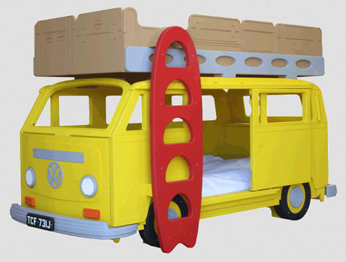 VW Camper Bed at Fun Furniture Collection