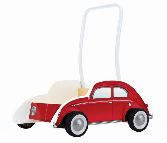 Volkswagen Beetle Baby Walker by Hape