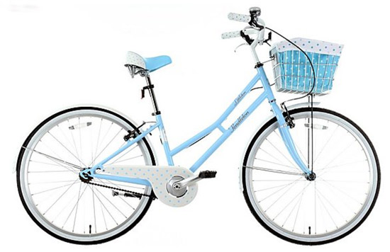 Pendleton Junior Littleton vintage-style bicycle for girls