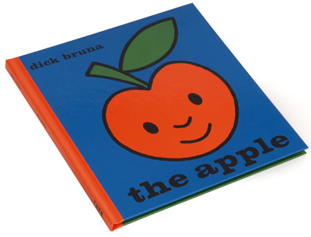 Dick Bruna's The Apple finally republished after 60 years