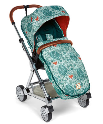 Donna Wilson-designed special edition Urbo² buggy