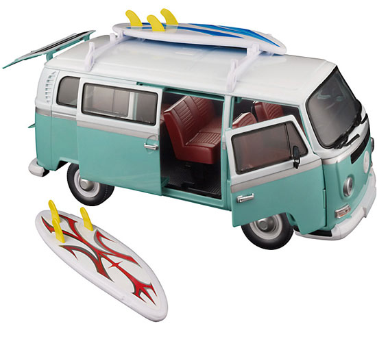 Toy spotting: John Lewis VW-like Surfer Van