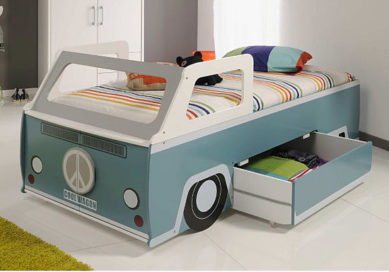 Camper Van Bed by George Home