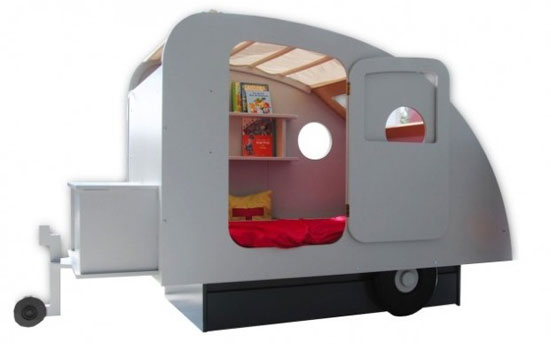 Caravan Bed at Bobo Kids