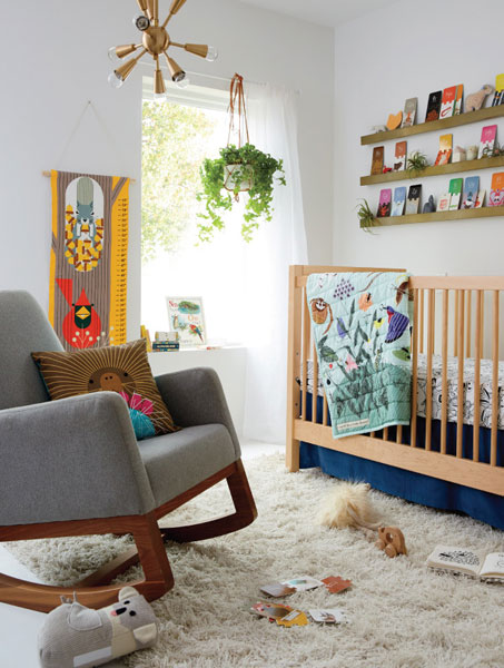 Charley Harper for Nod Kids Collection at Land Of Nod