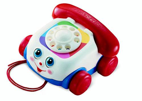 Fisher Price Chatter Phone
