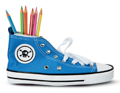Converse boot pencil case at Tiger