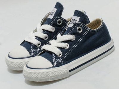 Converse All Star Ox Infants plimsolls