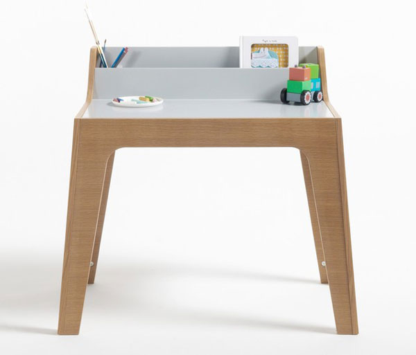 Elria Child's Desk and Stool at La Redoute