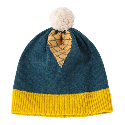 Donna Wilson Ice Cream hat and scarf for kids