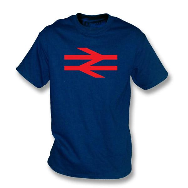 Damon Albarn style: British Rail t-shirt for kids