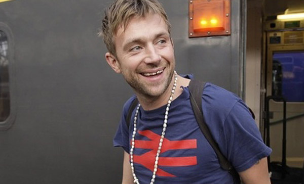 Damon Albarn style: British Rail t-shirt for kids