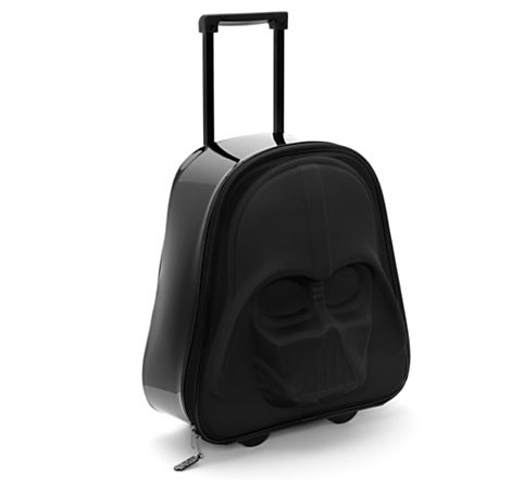 Star Wars Darth Vader trolley case