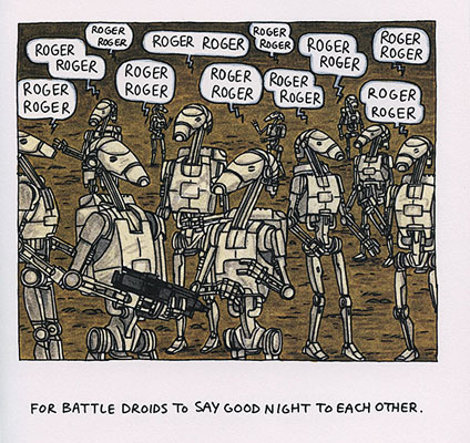 Sci-fi kids: Goodnight Darth Vader book by Jeffrey Brown