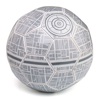 Star Wars Death Star football