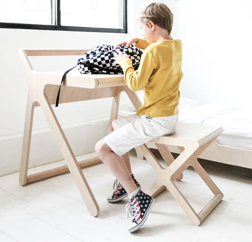 K Desk by Rafa Kids