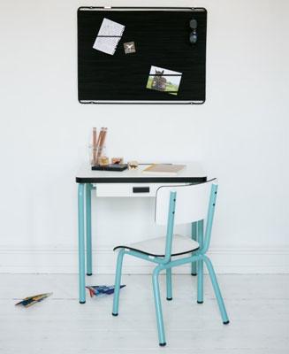 Retro Child's Desk at Rose & Grey