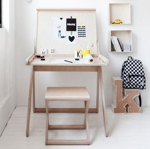 K Desk by Rafa Kids