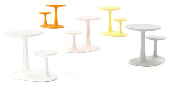 Alfie Funghi children's desk by Philippe Starck