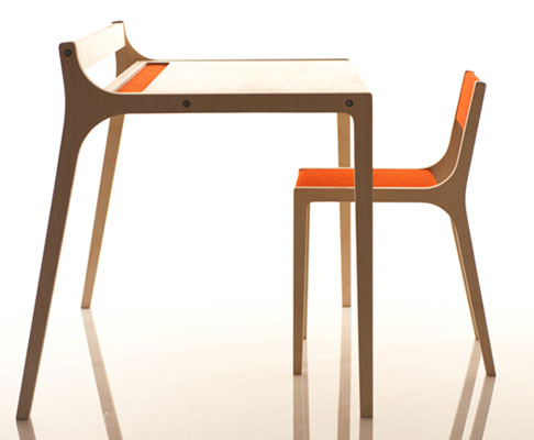 Sibis Afra Desk from Mood