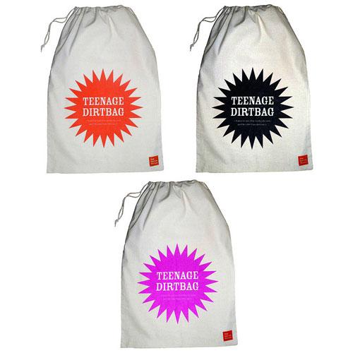 Teenage Dirtbag Laundry Bag