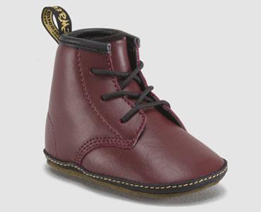 Dr Martens Auburn boots for babies