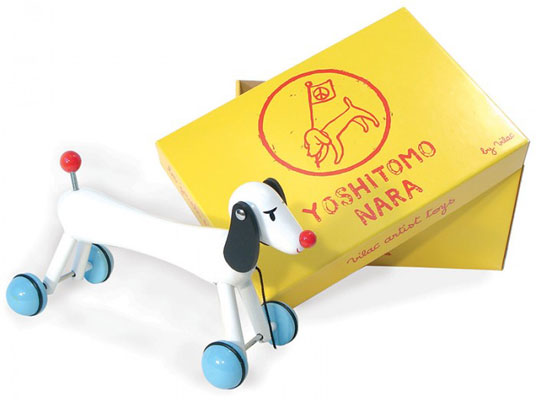 Vilac Wooden Pull-Along Dog