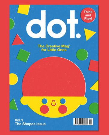 Anorak introduces Dot - a magazine for pre-school kids