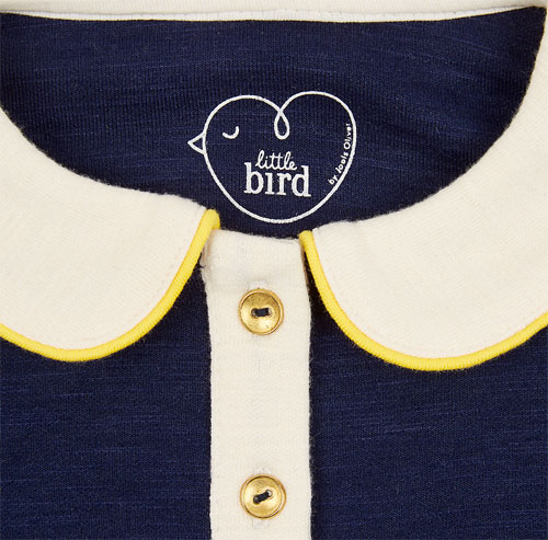 1960s-style Little Bird by Jools jersey dress