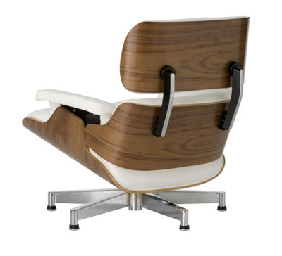 Kids replica Eames Lounge Chair and Ottoman at Little Nest