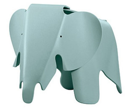 Vitra Elephant Seat by Charles and Ray Eames